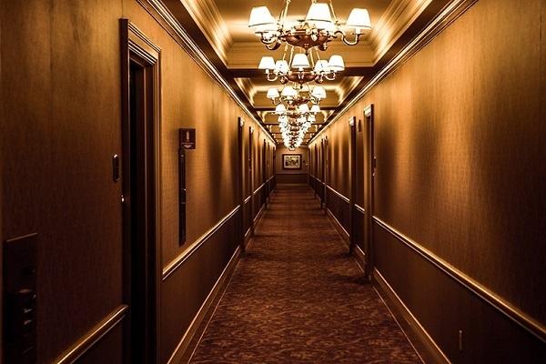 Hotel fantasma in Francia