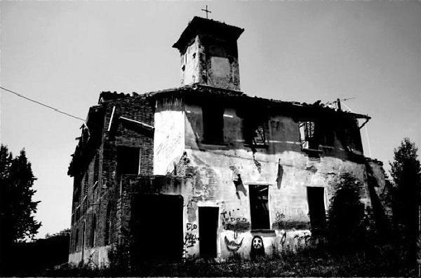 Casa maledetta di Nettuno