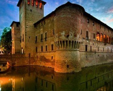 I fantasmi nel castello di Fontanellato