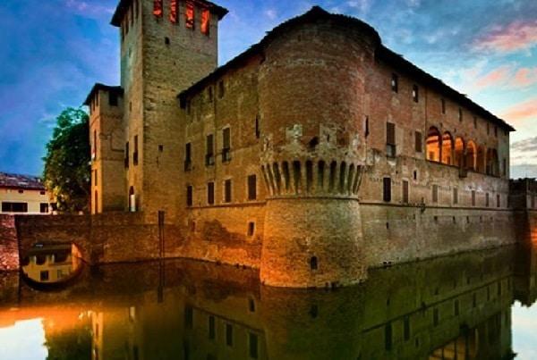Fantasmi nel castello di Fontanellato