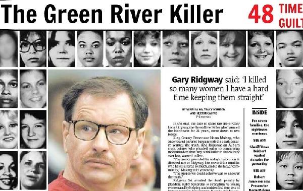 Gary Ridgway
