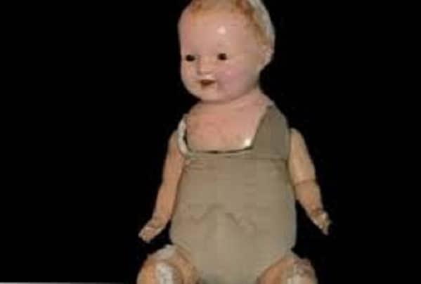 Harold la bambola maledetta