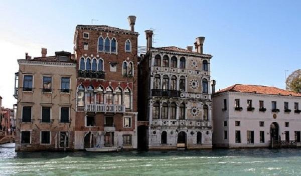 casa maledetta di Venezia