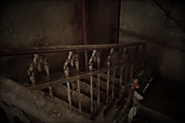 villa maledetta di Rieti