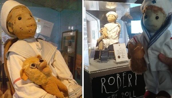 Robert la Bambola