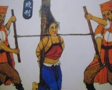 Torture cinesi