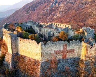 Il fantasma del castello di Vicalvi