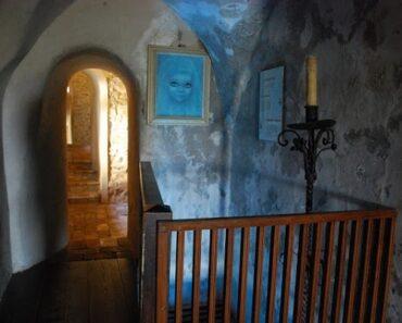 Il fantasma di Azzurrina nel castello di Montebello