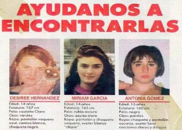 Il massacro delle ragazze di Alcàsser