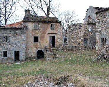 Case Scapini il paese dei bambini fantasma