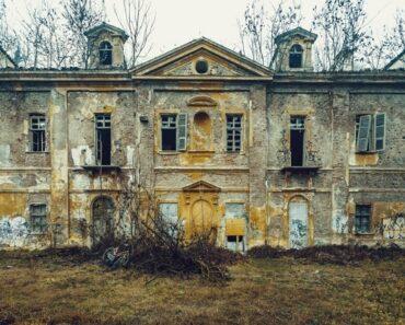 Gli orrori di Villa Capriglio
